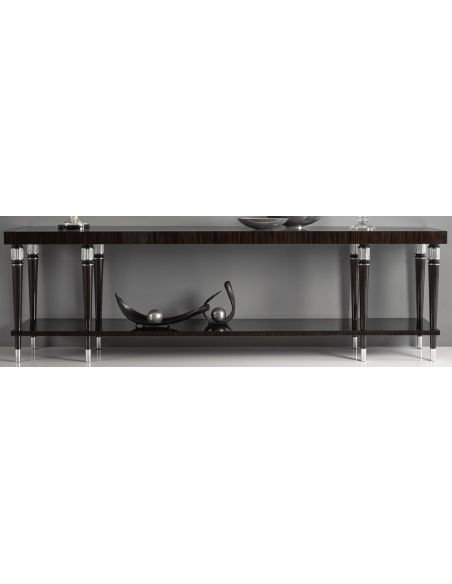 Mirrors, Screens, Decrative Pannels BENTLY COLLECTION. CONSOLE
