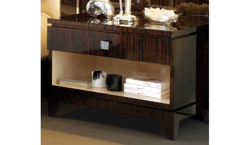 Mirrors, Screens, Decrative Pannels BENTLY COLLECTION. NIGHT TABLE