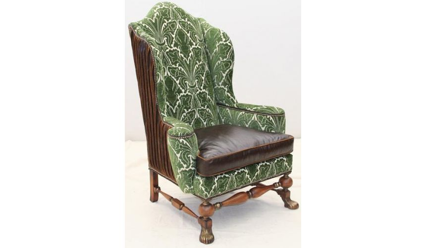 390-01 Wing Chair
