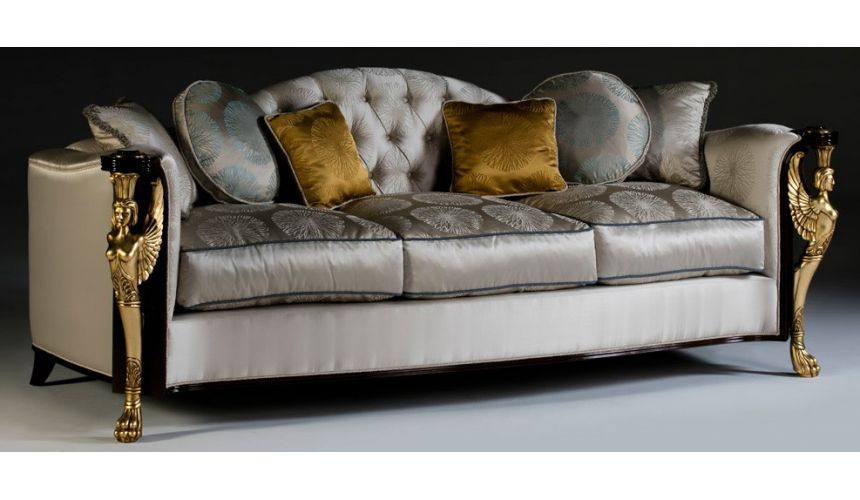 Mirrors, Screens, Decrative Pannels MASTERPIECE COLLECTION. SOFA 2 SEATER - Different 4