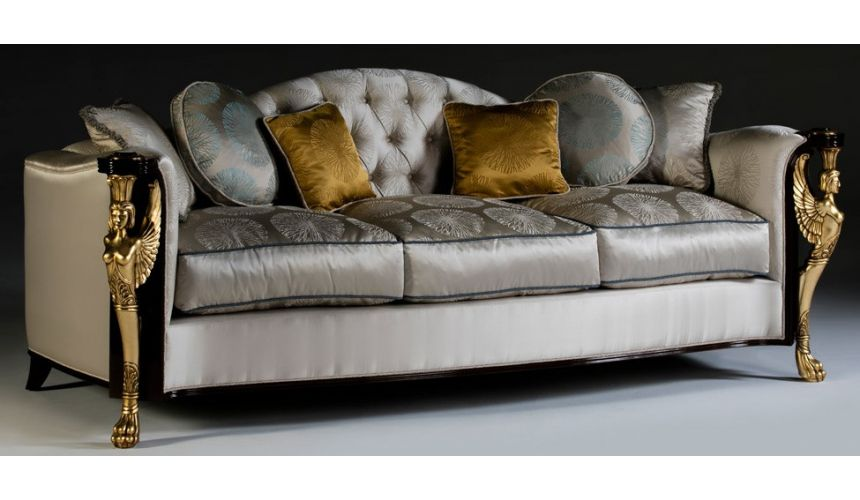 Mirrors, Screens, Decrative Pannels MASTERPIECE COLLECTION. SOFA 3 SEATER - Different 5