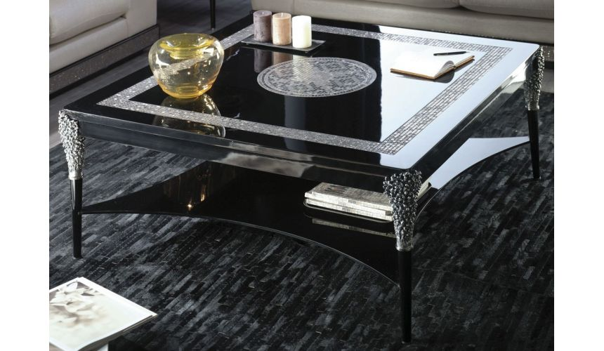 Rectangular and Square Coffee Tables PARIS COLLECTION. COFFEE TABLE