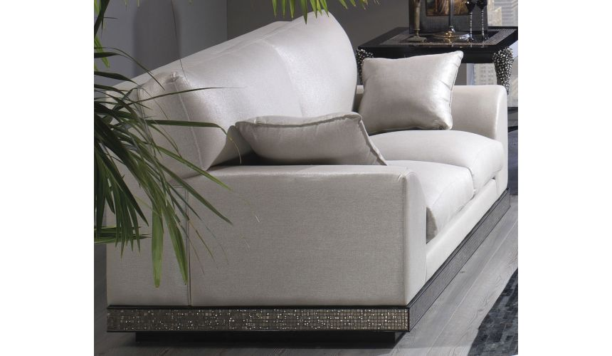 SOFA, COUCH & LOVESEAT PARIS COLLECTION. SOFA 2 SEATER