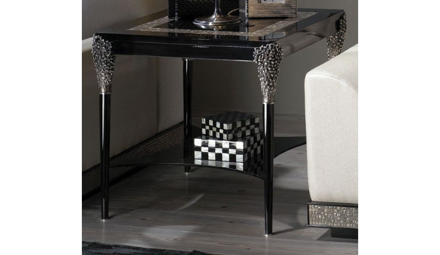 Square & Rectangular Side Tables PARIS COLLECTION. SIDE TABLE 60012
