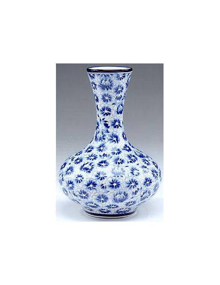 Decorative Accessories Luxury Interior Decor Hand Painted Flower Vase