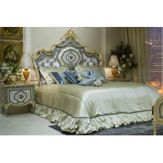 Bed from our Venetian modern classic collection