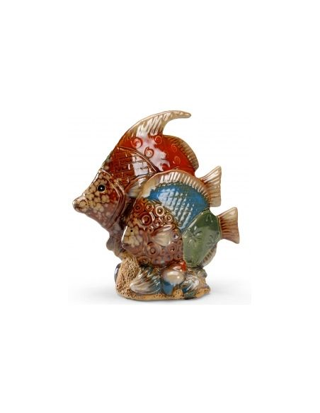 Decorative Accessories Ceramic Fish Adornment