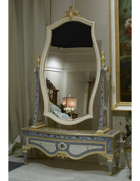 Queen and King Sized Beds Bed from our Venetian modern classic collection