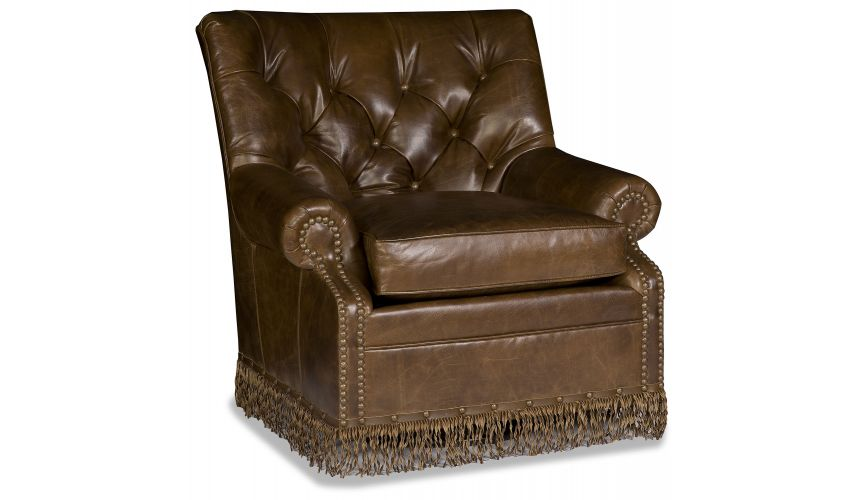 MOTION SEATING - Recliners, Swivels, Rockers Luscious Coffee Arm Chair