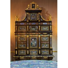 A monumental cabinet from our furniture showpiece collection