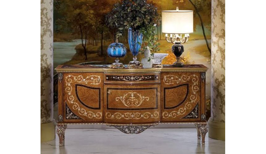 Chest of Drawers Luxurious Contemporary Cabinet from our Venetian modern classic collection 7029