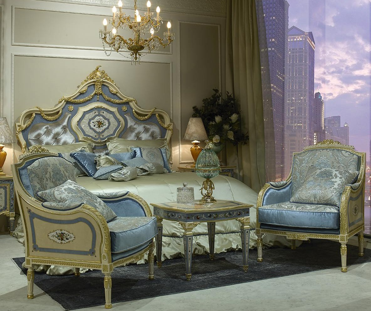 Royal Cinderella Master Bedroom Set from our Venetian ...