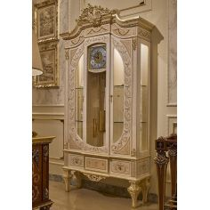 Angelic Grandfather Clock and Showcase Cabinet from our Venetian modern classic collection 7019