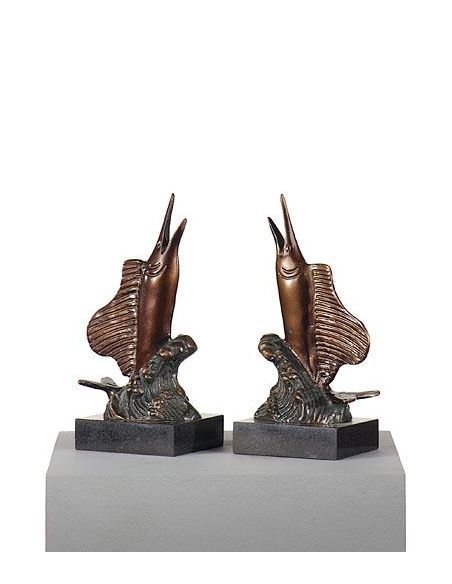 Decorative Accessories Home Accessories Luxurios Sailfish Bookends