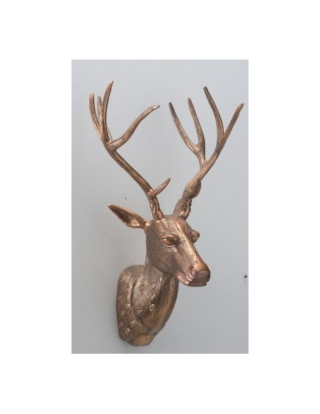 Decorative Accessories Vigorous Deer Wall Accent