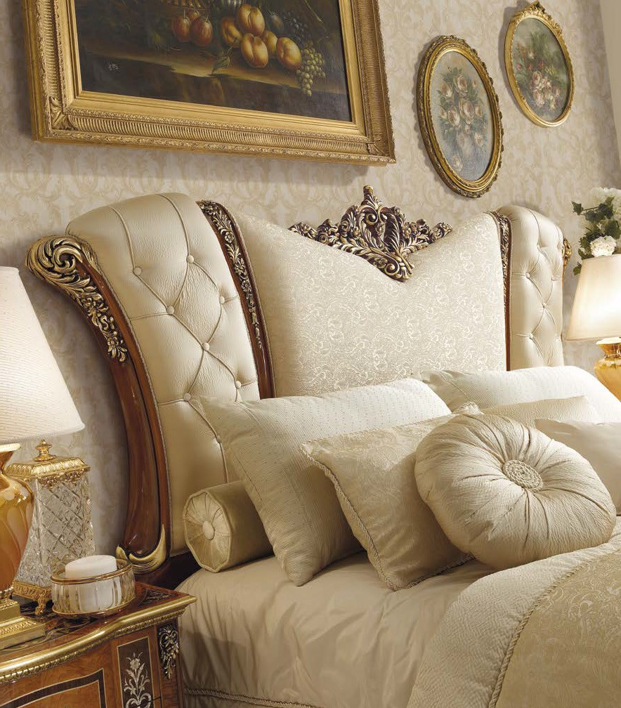 Golden Angel Bedroom Set From Our Venetian Modern Classic