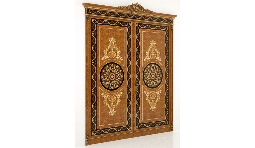 Architectural Wall & Ceiling Panels Luxurious Intricately Detailed Door from our Venetian modern classic collection 7067