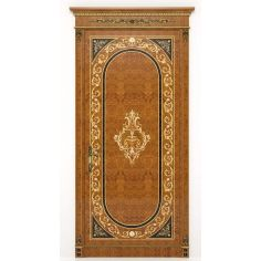 Royal Wooden Designed Single Door from our Venetian modern classic collection 7068