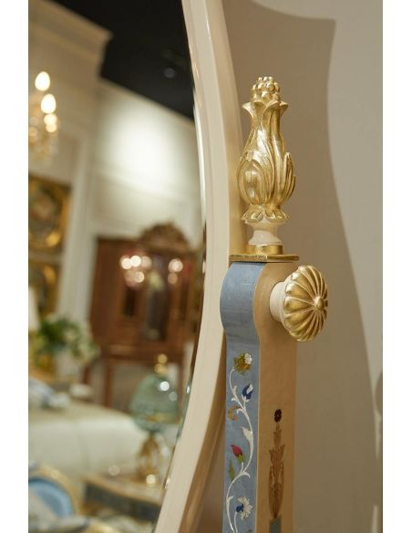 Dressing Vanities & Furnishings Fairytale Looking Glass Mirror from our Venetian modern classic collection 7033