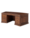 Executive Desks Curved Desk. Luxury Furnishings.
