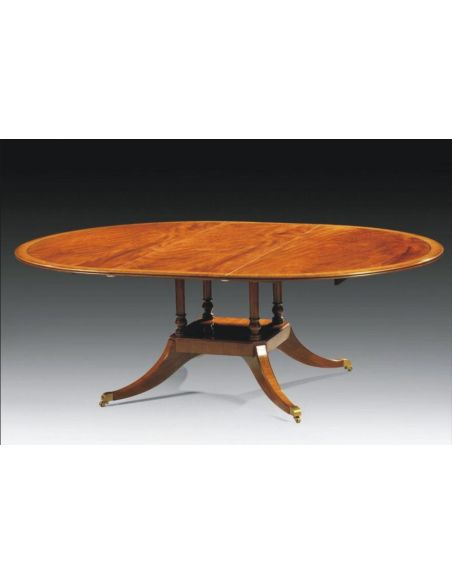 Dining Tables High End Dining Rooms Furniture Round Dining Table