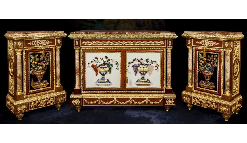 Dressing Vanities & Furnishings High End Fruitful Small Dresser from our furniture showpiece collection. 7328