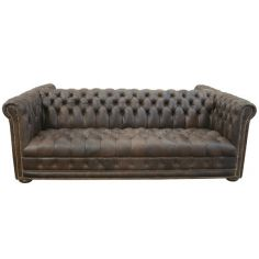 High End Rustic Cowboy Sofa from our handcrafted Wild West furniture collection. 7379