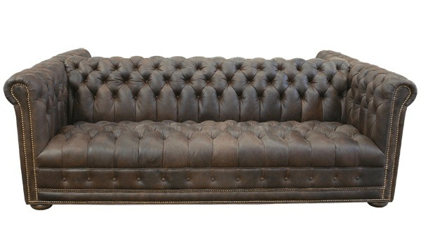 High End Rustic Cowboy Sofa from our handcrafted Wild West furnitur...