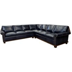 High End Black Stallion Sofa from our handcrafted Wild West furniture collection. 7394