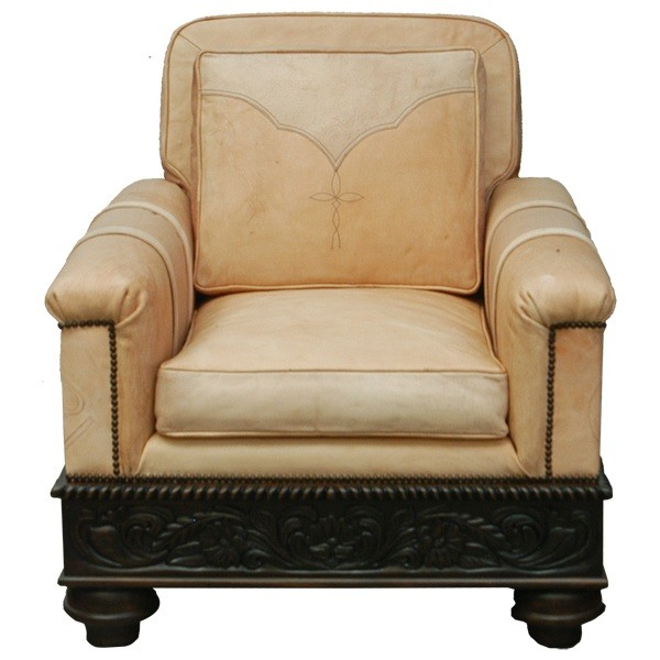 High End Rustic Styled Daffodil Armchair from our ...
