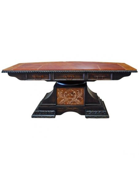 Dining Tables Deluxe Adobe Colored Dining Table from our handcrafted Wild West furniture collection. 7470