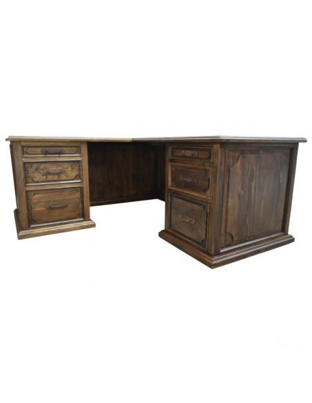 Executive Desks Beautiful and Classic Desk Alfonso from our handcrafted Wild West furniture collection. 7471