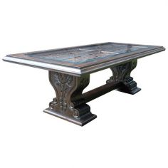 Elegant Marisol Garden Table from our hand crafted Wild West furniture collection. 7474