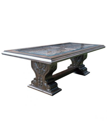 Dining Tables Elegant Marisol Garden Table from our hand crafted Wild West furniture collection. 7474