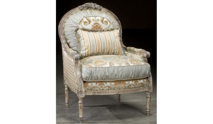 Luxury Leather & Upholstered Furniture Luxury Upholstered Furniture, Parlor Side Chair