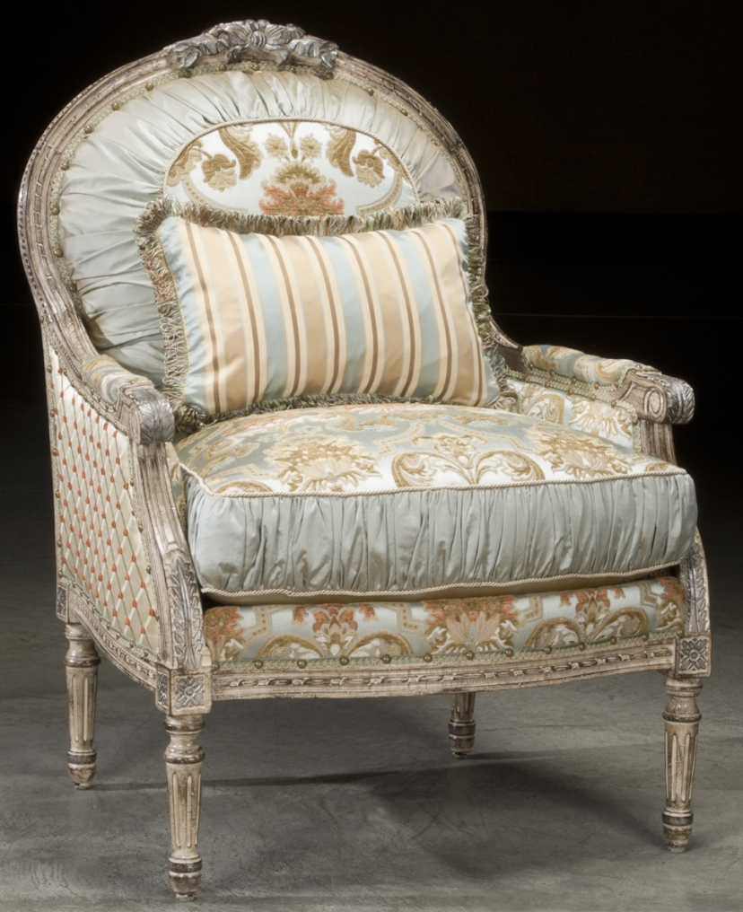 Furniture Upholstry: Luxury Upholstered Furniture, Parlor Side Chair