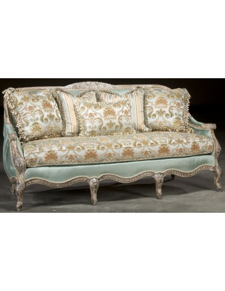 SOFA, COUCH & LOVESEAT Luxury Parlor Sofa, High Quality Furniture
