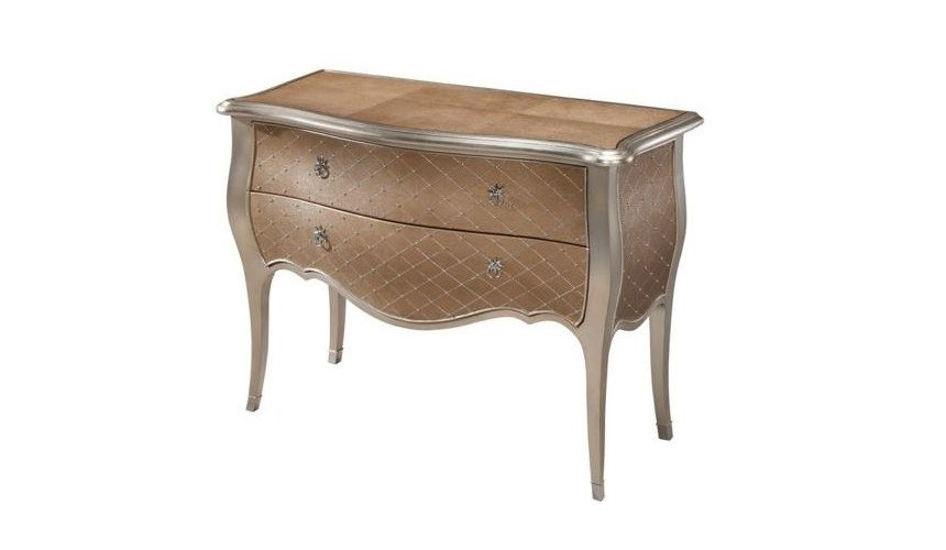 Chest of Drawers Luxurious Shimmering Sands Chest of Drawers