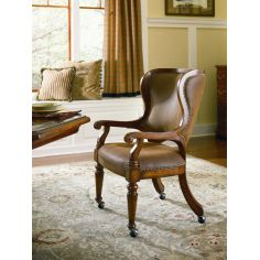 Tall Back Castered Game Chair