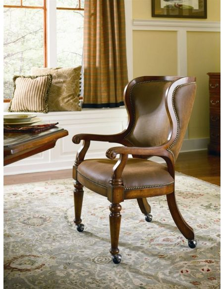 Office Chairs Tall Back Castered Game Chair