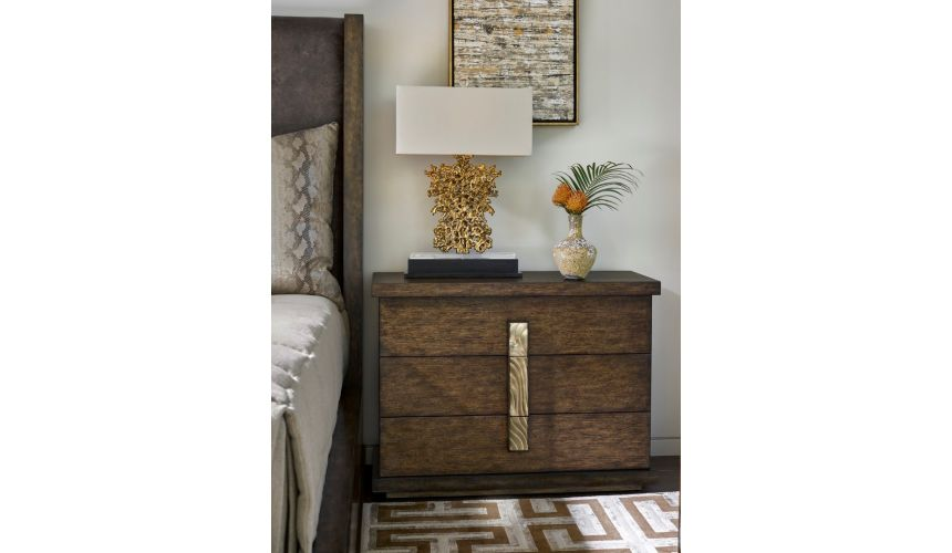 Chest of Drawers Grand Bedroom Night Stand-Dresser