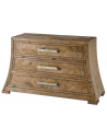 Chest of Drawers High End Modern Rustic Oak Parquetry Chest of Drawers