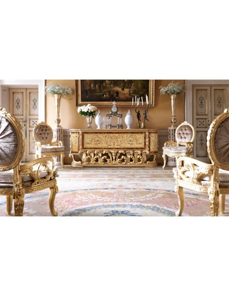 Dining Tables Furniture Masterpiece Collection, Dining room Furniture 4667