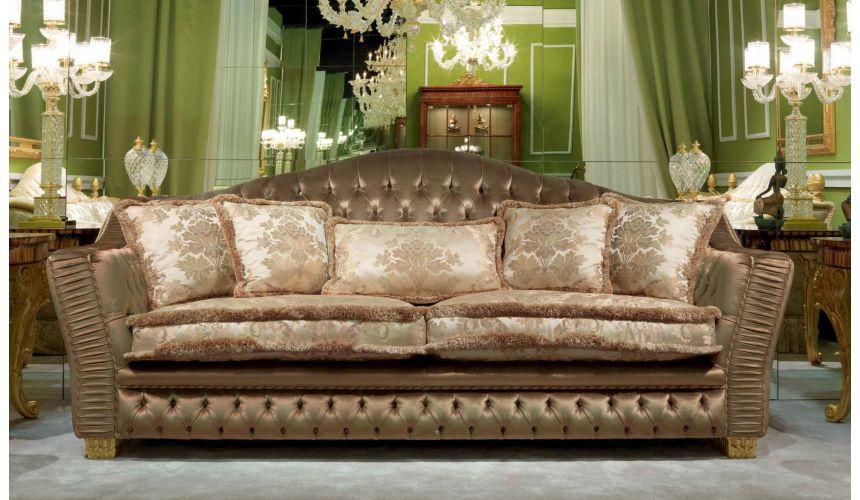 SOFA, COUCH & LOVESEAT Elegant Jungle Treasures Living Room Furniture Set