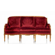 Deluxe and Royal Scarlet Seating Set