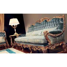Beautiful Neptune's Waves Living Room Furniture Set