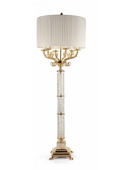 Table Lamps Beautiful Kaleidoscope of Light Lamp Set