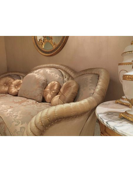 SOFA, COUCH & LOVESEAT Breathtaking Blushing Pearl Living Room Furniture Set