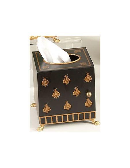 Decorative Accessories Chelsea Bee Tissue Box