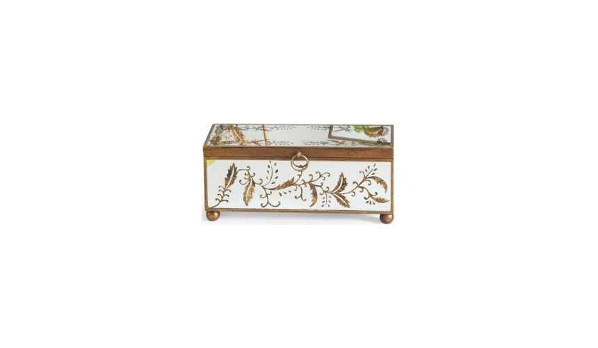Decorative Accessories Madison Rectangular Mirror Box